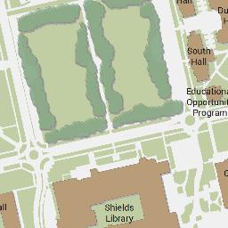 uc davis campus map